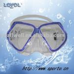 Ultra Seal Diving Mask with Adjustable Band