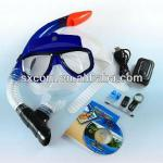 Underwater Digital Scuba Diving Mask Camera