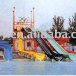 Water park amusement equioment Water slide