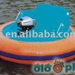 water playground equipment bumper boat