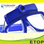 waterproof diving mask camera 10 meters